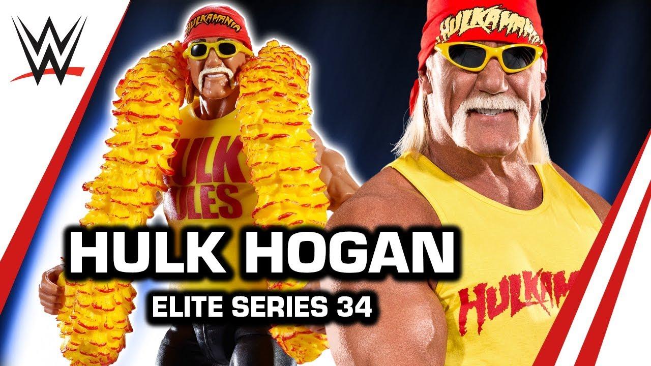 wwe elite series 34 hulk hogan