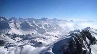 Der Hengst Schrattenflueh   auf dem Gipfel mit suuuuuper Aussicht   das Johannali macht sich lustig über mich