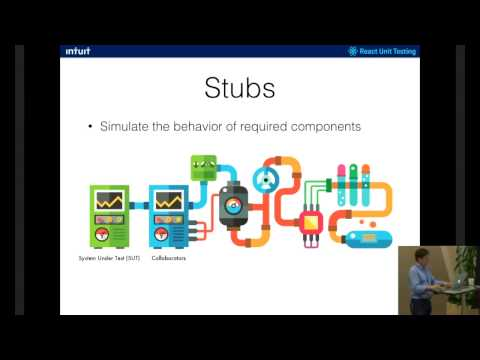 React Unit Testing by Brian Hardy