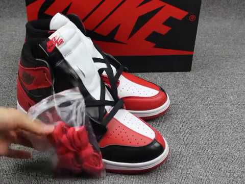 843cb8e5d526d9 First Look jordan-1-retro-high-og-homage-to-home Review - YouTube
