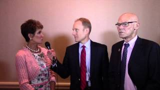 Interview with Mr. James Carville and Ms. Mary Matalin