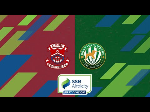 First Division GW5: Cobh Ramblers 1-1 Bray Wanderers