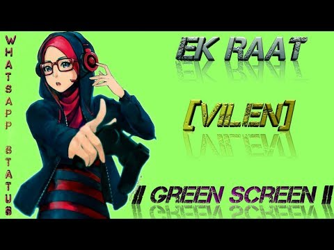 Ek Raat Vilen Whatsapp Status Lyrics Video. Entertainment Video By Abhishek Shakya  💏||