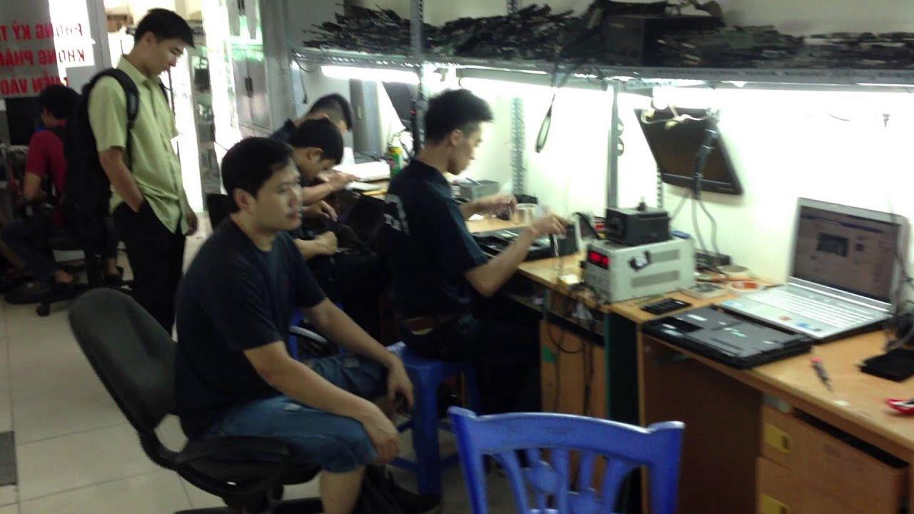 Bệnh Viện Laptop Hà Nội