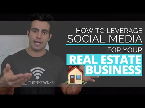 How Real Estate Agents Can Dominate with Social Media & Increase Sales