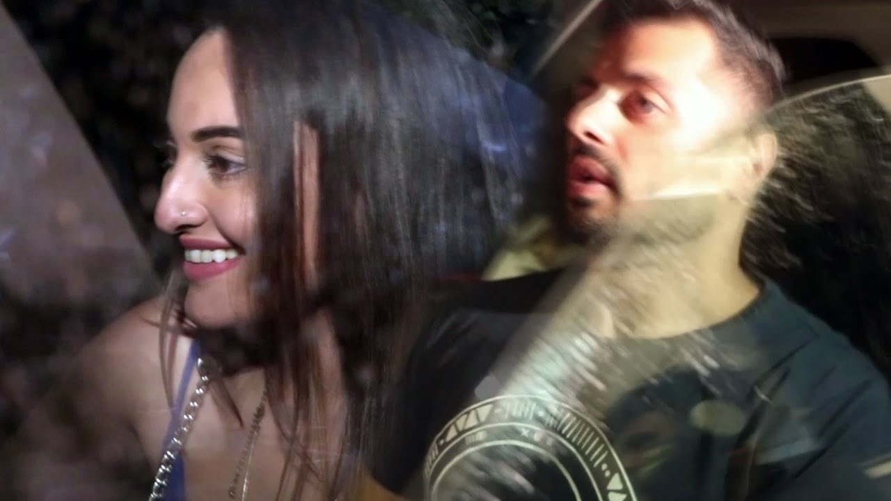 sonakshi sinha with boyfriend bunty sajdeh spotted at sea princess