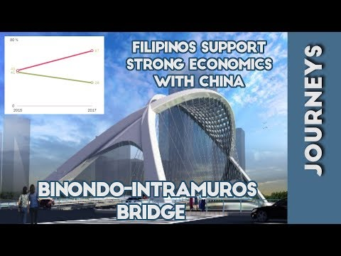 JOURNEYS: The soon Binondo-Intramuros Bridge, Chinese FM demand for THAAD's removal from SoKor