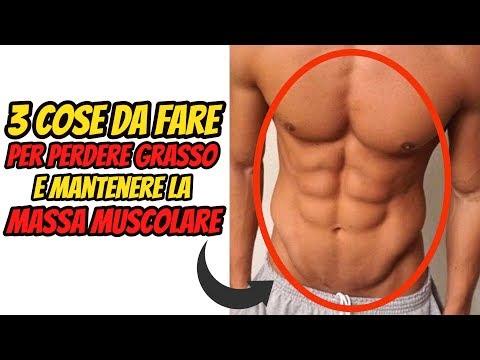 routine di allenamento della forza per la perdita di grasso