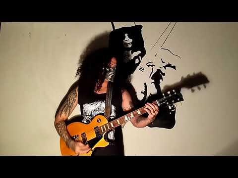 Slash – Anastasia (guitar cover by Shashank verma )
