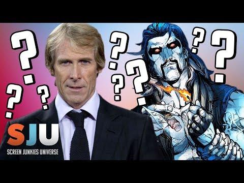 Michael Bay Directing Comic Book Movie For DC! - SJU