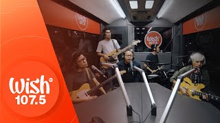 "Munimuni performs ""Kalachuchi"" LIVE on Wish 107.5 Bus"