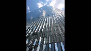 One World Trade Center Freedom Tower Moving? Trippy WTC New York Sway Wobble USA