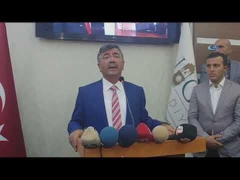 Nigde Belediye Baskani Faruk Akdogan Istifa Etti