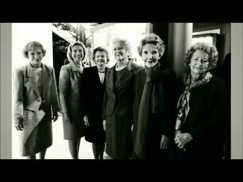 Behind the Images: Photographers' Views of the First Ladies