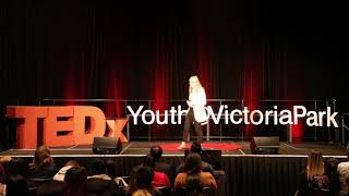 How Young Leaders Actualize Their Big Ideas | Catharine Bowman | TEDxYouth@VictoriaPark
