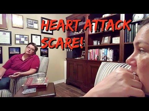HEART ATTACK SCARE! 6.28.17 - Day 648