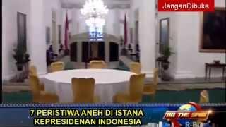7 Keanehan Istana Presiden Indonesia On The Spot