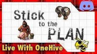 Live War Attacks! OHG vs NW | CWL Invite