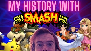 My History With The Super Smash Bros. Series