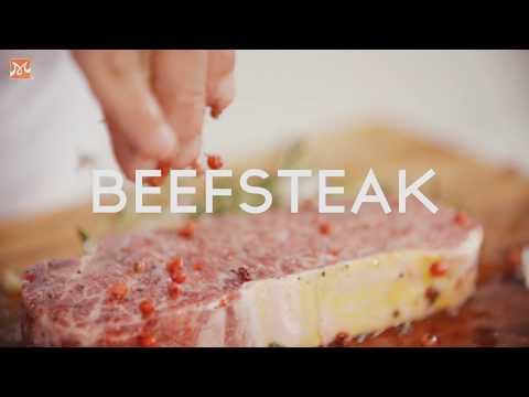 Hướng Dẫn Làm Món Beefsteak Chuẩn Nhà Hàng 5 Sao | Học Nấu Ăn Ngon | Hướng Nghiệp Á Âu