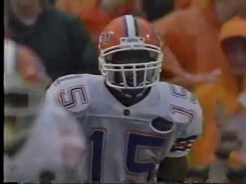 1996 Florida vs Tennessee (John Ward - Vol Radio Network)
