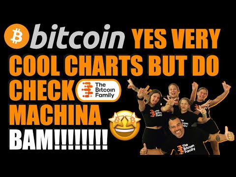 WOW!! YES, VERY COOL BITCOIN CHARTS BUT THIS BITCOIN FAMILY MACHINA IS WAY COOLER!! BAM!!!