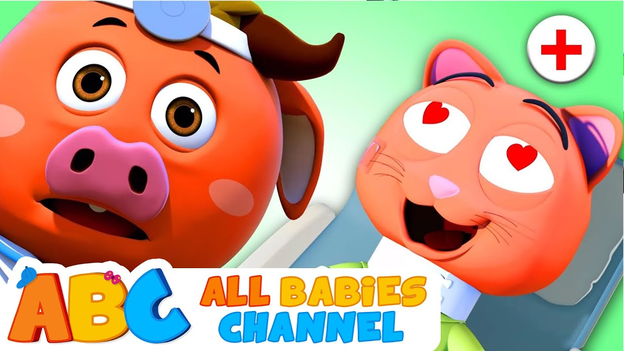 Don Gato - Mr Cat's Love Song | All Babies Channel | Nursery Rhymes and Kids Songs