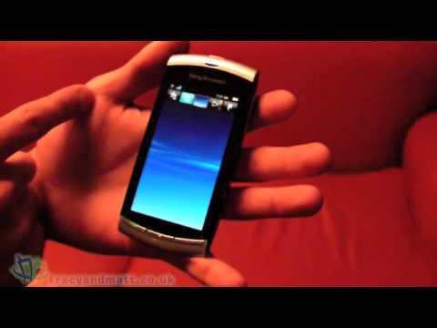 Sony Ericsson Vivaz & Vivaz Pro