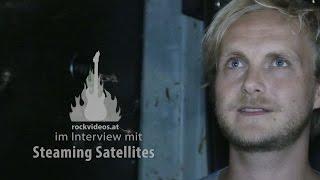 Rockvideos At Interview Steaming Satellites
