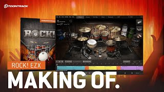 Rock! EZX (Expansion for EZdrummer)