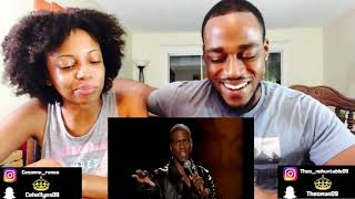 Kevin Hart First Time Reaction