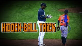 MLB: Hidden Ball Tricks (HD)
