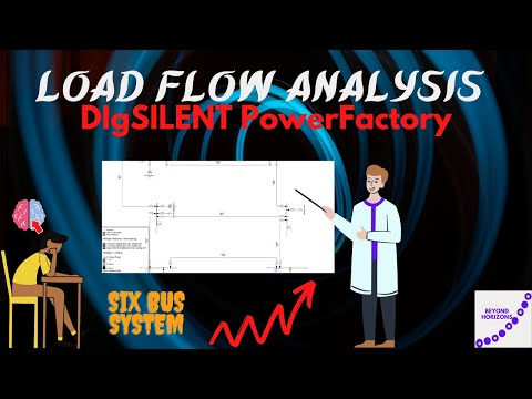 Load Flow Analysis Using Digsilent Powerfactory