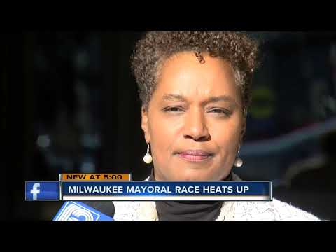 The Milwaukee Mayoral Race Is Starting To Heat Up. Barrett Has Held The Office For 15 Years