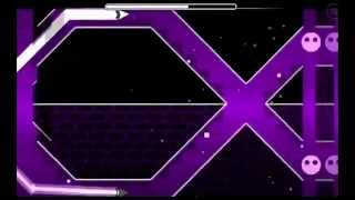 Geometry Dash Demon (IMPOSSIBLE HARD) Theory Of SkrillEX
