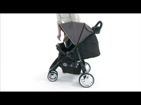 Graco Aire3 Click Connect Travel System, Gotham Baby - YouTube