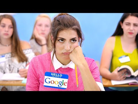 Thumbnail: If Google Went Back To School