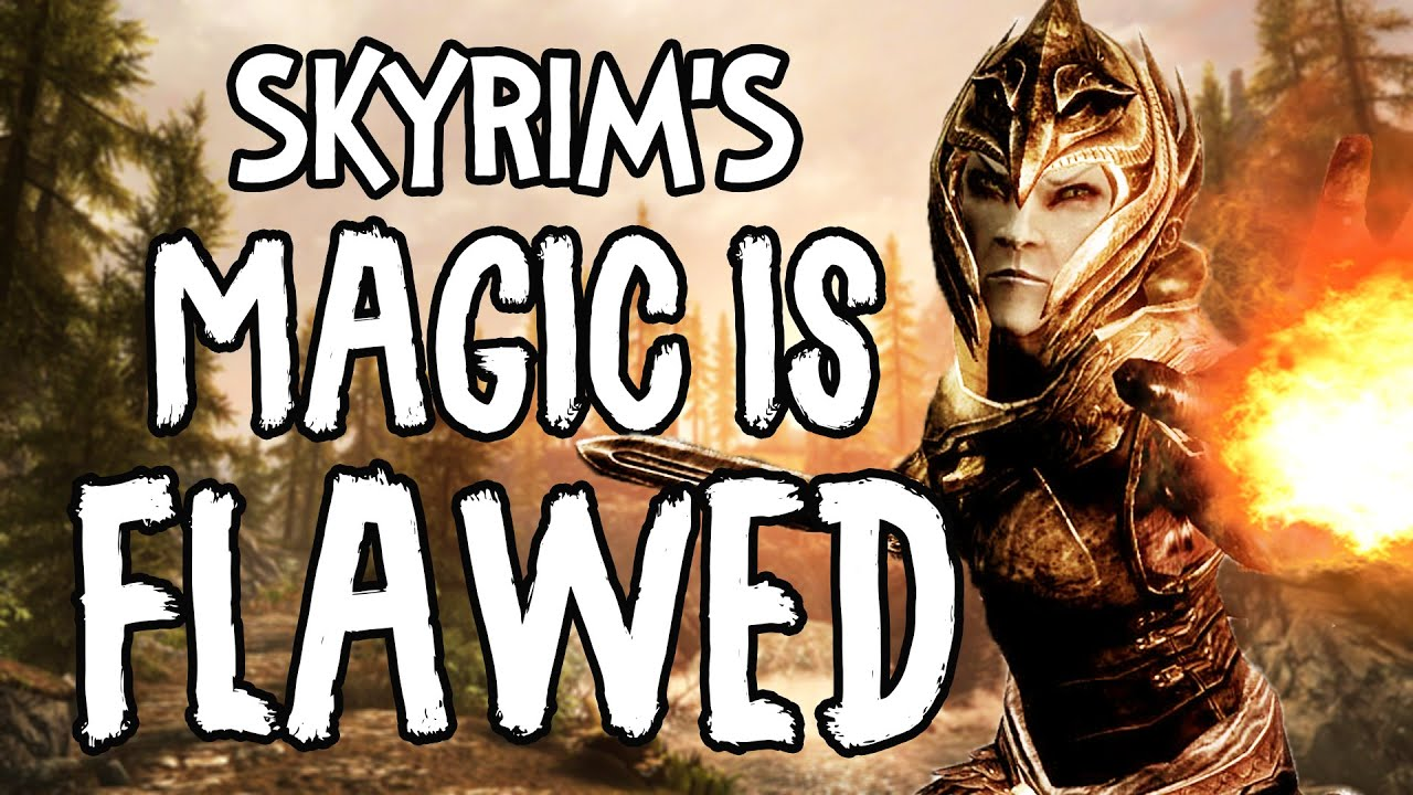 The Terrible Problem With Skyrim's Magic (And Why Death Stranding's Is Genius) thumbnail