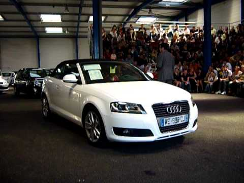 Audi A3 Cabriolet Encheres