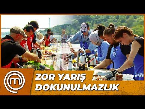 Dokunulmazlık Yarışı | MasterChef Türkiye 10.Bölüm