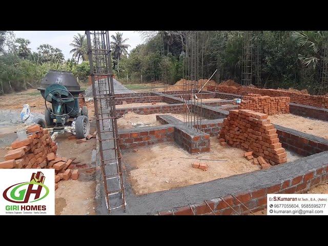 Plinth Beam Concrete   25'0