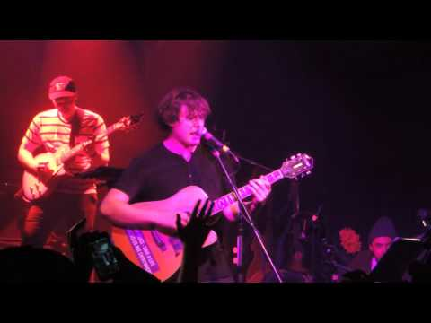 """The Front Bottoms - """"Plastic Flowers"""" (live debut)"""