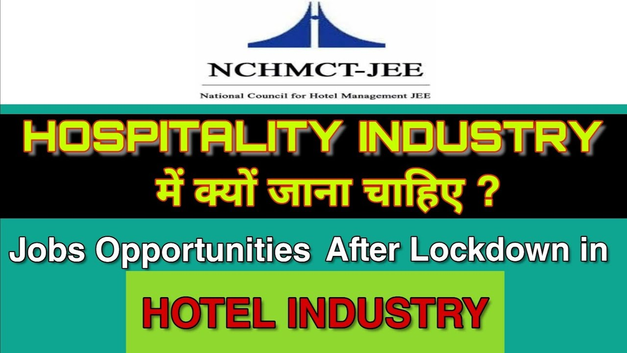 NCHMCT JEE 2021 | Career Guidance Workshop @ 5th July | Hotel Management
