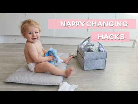 Nappy Changing Hacks All Parents Need To Know!