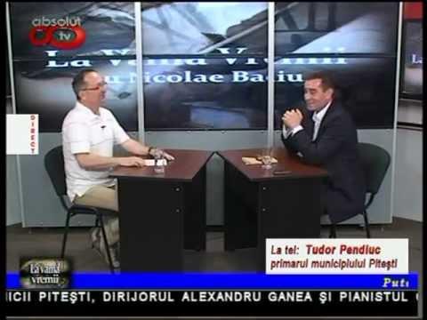 Absolut TV - La Vama Vremii - 12.06.12 Cu Gh. Frangulea, editor, publicist