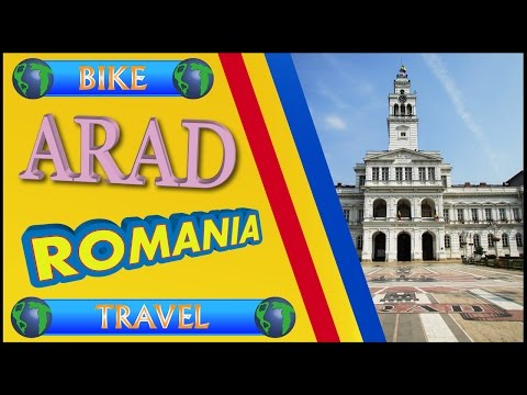 Arad [Romania] - Bike Travel