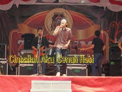 Ari Lasso - Cintailah Aku Sepenuh Hati (Cover)   Most People   ZARTUMI Blitar 2012