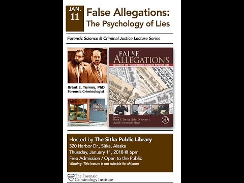 FCI False Allegations 2018