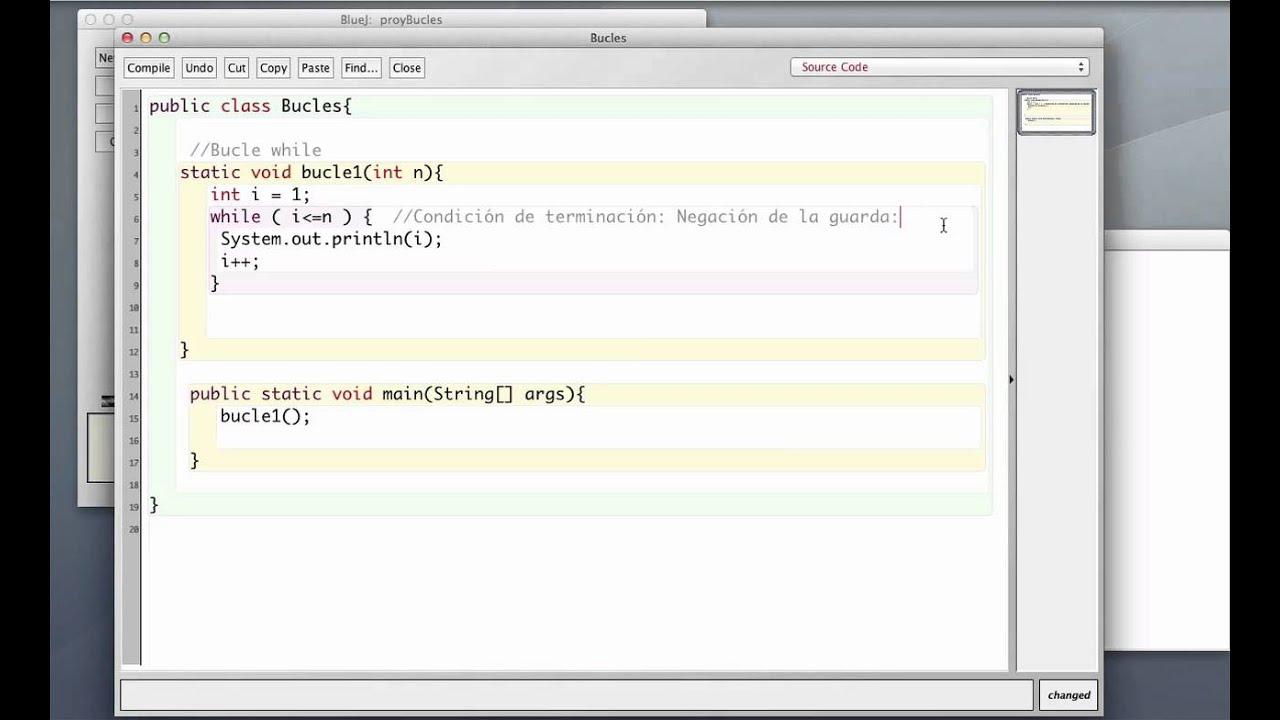 Estructuras De Iteración Bucles En Java Upv