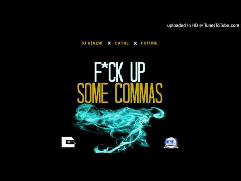 Future - F ck Up Some Commas (Acapella)